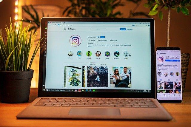 référencementprofessionnel.net et instagram